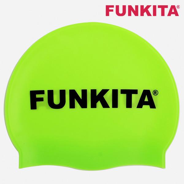 FS9900852-Plain Green Funkita 펑키타 실리콘 수모