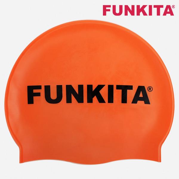 FS9900855-Plain Orange Funkita 펑키타 실리콘 수모