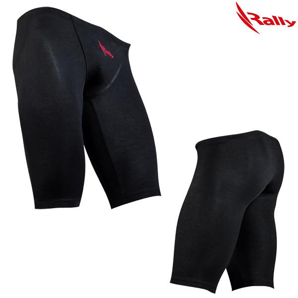 FSMH235-BLK 랠리 RALLY 남자 탄탄이 5부 수영복