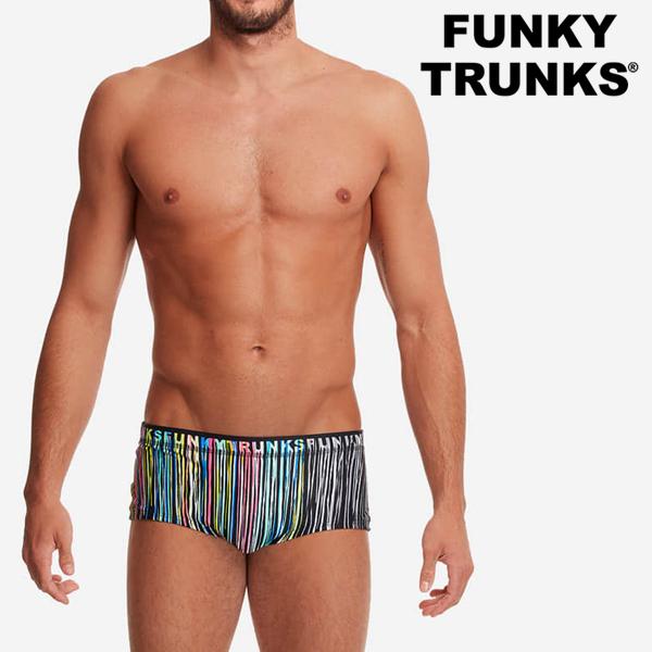FT32B02689-Drip Funk 펑키트렁크 FUNKY TRUNKS 숏사각 탄탄이 수영복