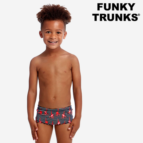 FT32T02424-Monkey Business 펑키트렁크 FUNKY TRUNKS 주니어 탄탄이 숏사각