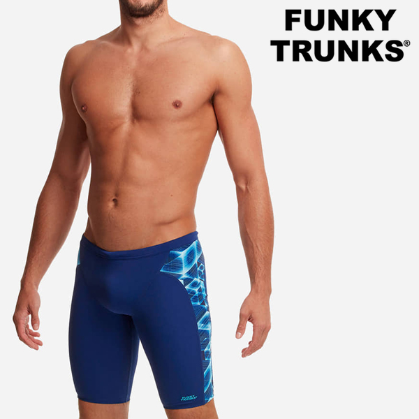 FT37M02630-Another Dimension 펑키트렁크 FUNKY TRUNKS 5부 탄탄이 수영복