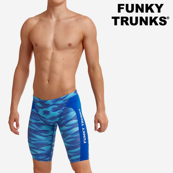 FT37M70959-Cold Current 펑키트렁크 FUNKY TRUNKS 5부 탄탄이 수영복