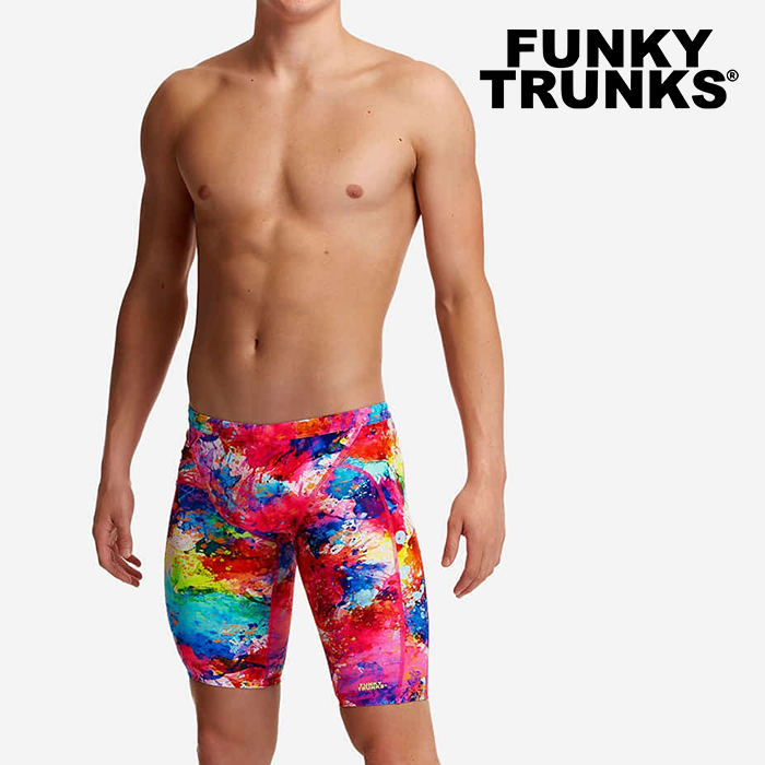 FT37M71046-Dye Another Day 펑키트렁크 FUNKY TRUNKS 5부 탄탄이 수영복