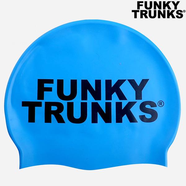 FT9900857-Plain Blue 펑키트렁크 실리콘 수모