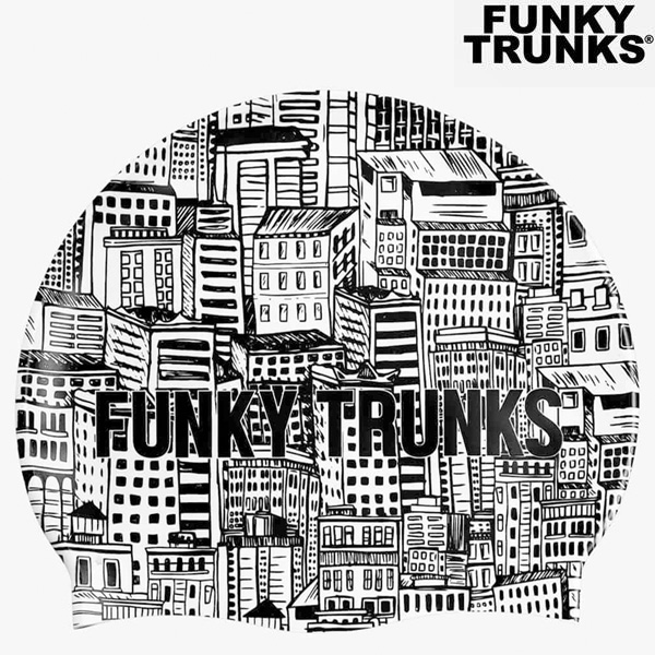 FT9902510-City Shadows 펑키트렁크 FUNKY TRUNKS 수모 수영모
