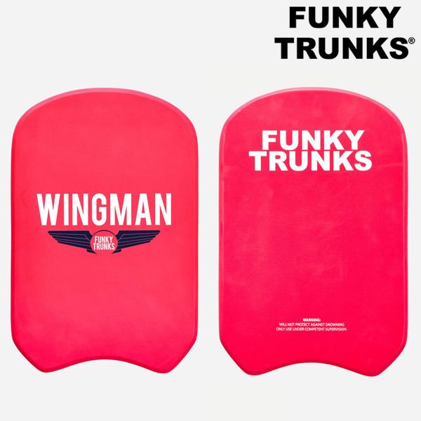 FTG002N02481-Red Wingman 펑키트렁크 FUNKY TRUNKS 킥보드 수영용품