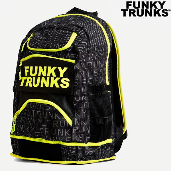 FTG003N01648-Binary Bro 펑키트렁크 백팩 가방