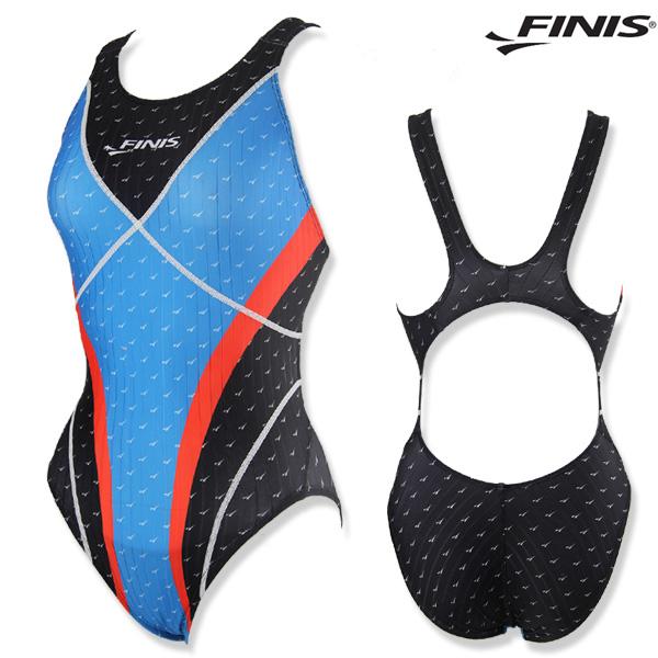 FWX-2001-BLUE 피니스 FINIS 원피스 수영복