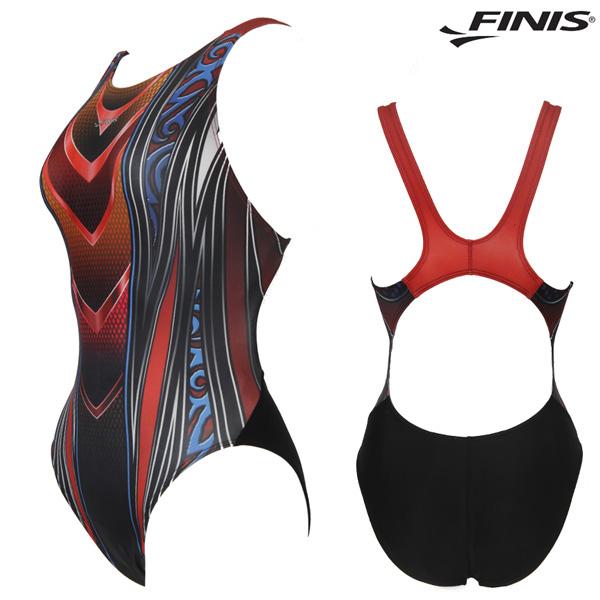FWX-2054-RED 피니스 FINIS 원피스 수영복