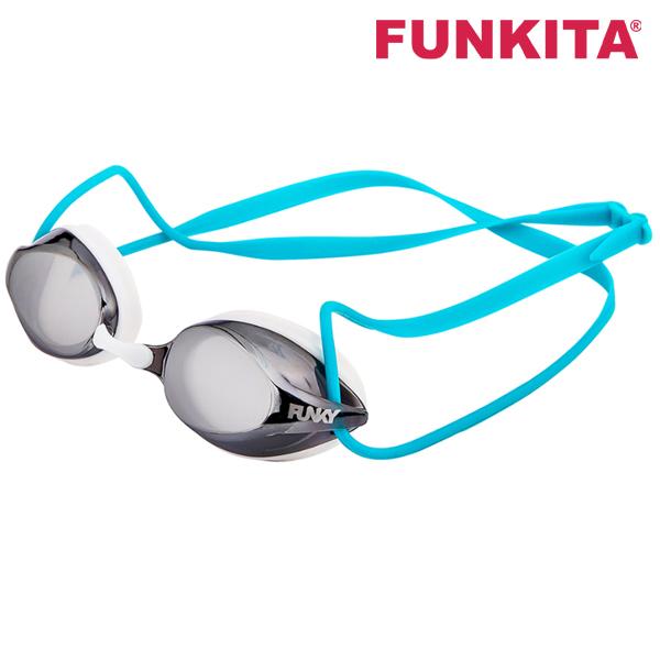 FYA201N02300-White Wash Mirrored 펑키타 미러 패킹 수경