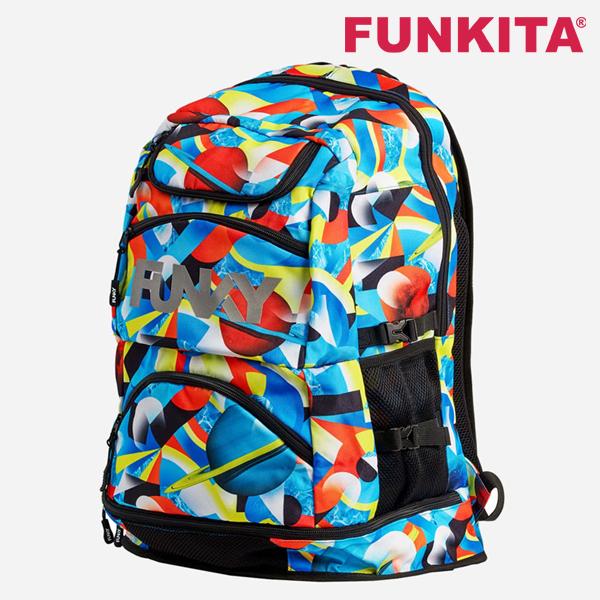 FYG003N71045 Planet Funky 펑키타 펑키트렁크 백팩 가방 수영용품