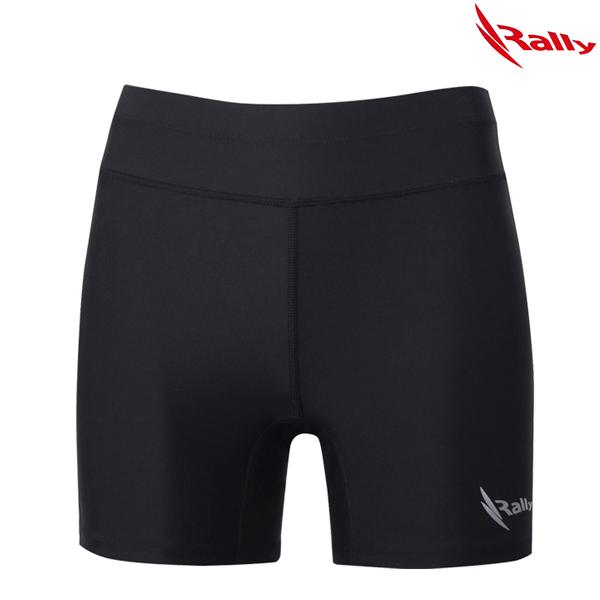 GWLW071-BLK 랠리 RALLY 여성이너숏팬츠