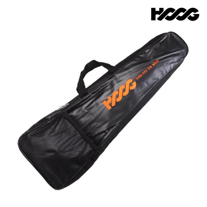 후그 HBW031 핀 백팩-BLK 오리발가방