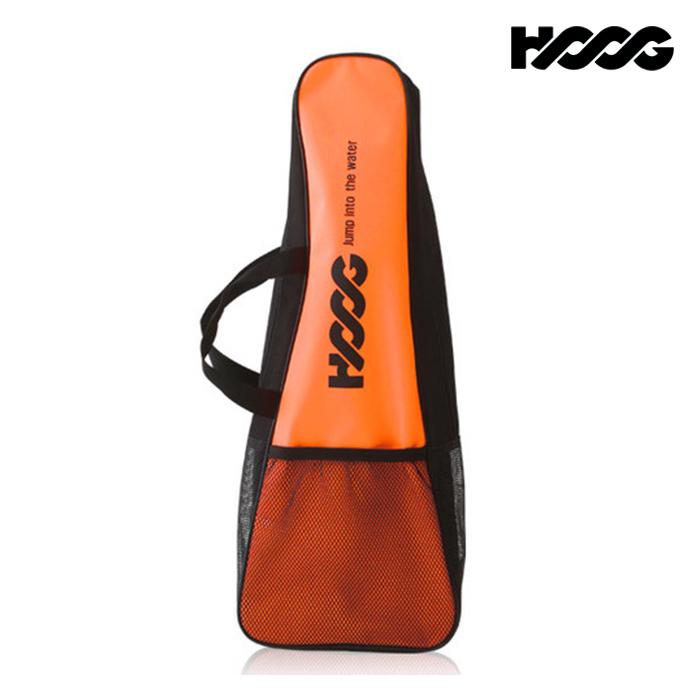 후그 HBW033 핀 백팩-ORG 오리발가방