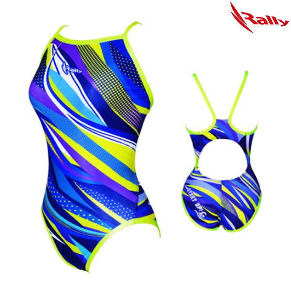 HSLA759-NGN 랠리 RALLY 여성 탄탄이 원피스 수영복
