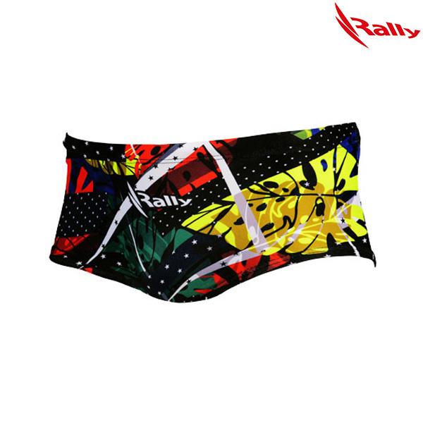 HSMR768-MLT 랠리 RALLY 남성 탄탄이 숏사각 수영복