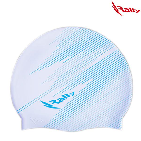 IRUC055-WHT 랠리 RALLY 실리콘 수모 수영모