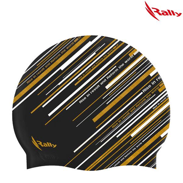 IRUC057-BLK 랠리 RALLY 실리콘 수모 수영모