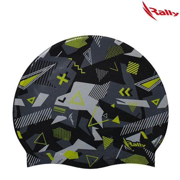IRUC062-BLK 랠리 RALLY 실리콘 수모 수영모