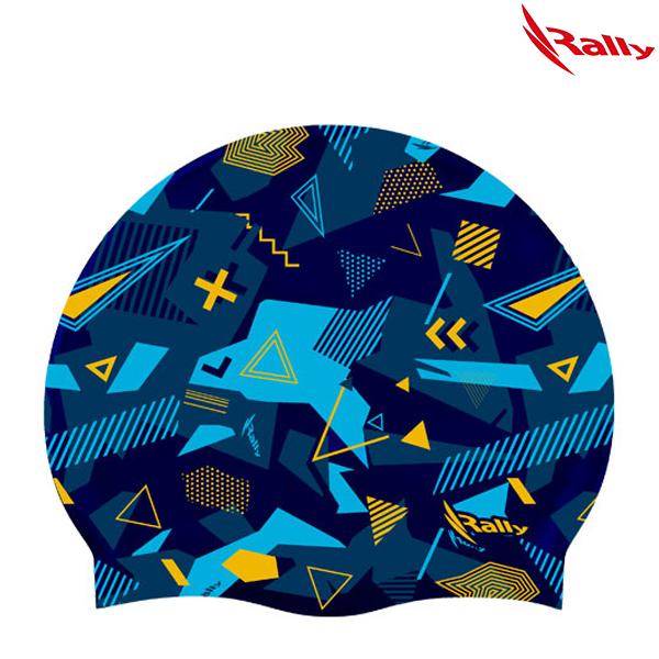 IRUC062-NVY 랠리 RALLY 실리콘 수모 수영모