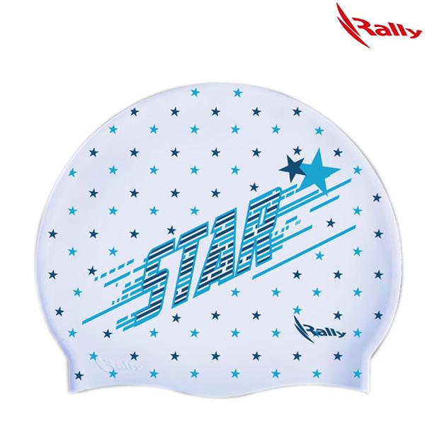 IRUC075-WBU 랠리 RALLY 실리콘 수모 수영모