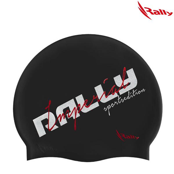 IRUC076-BLK 랠리 RALLY 실리콘 수모 수영모
