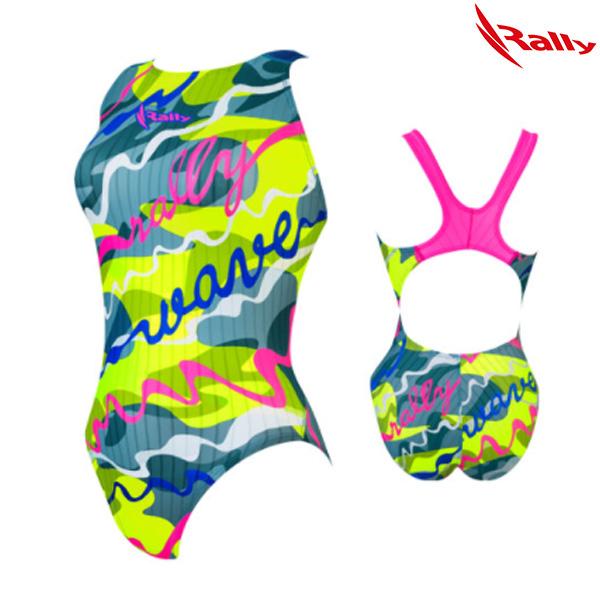 ISLA806-NGN 랠리 RALLY 여성 원피스 수영복