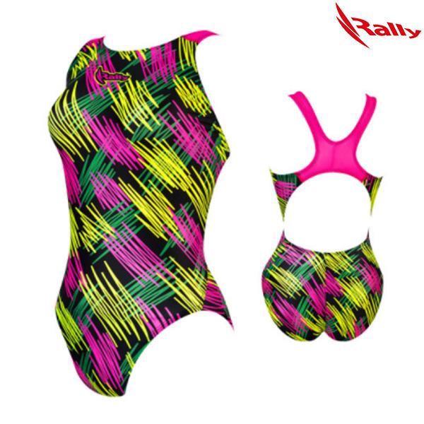 ISLA807-MLT 랠리 RALLY 여성 원피스 수영복