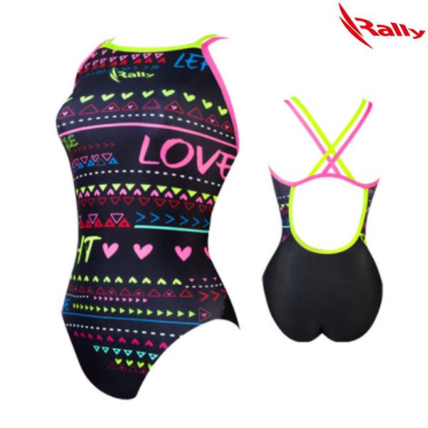 ISLA813-PNK 랠리 RALLY 여성 원피스 수영복