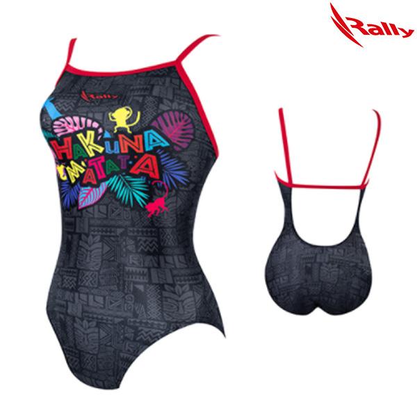 ISLA818-GRY 랠리 RALLY 여성 탄탄이 원피스 수영복