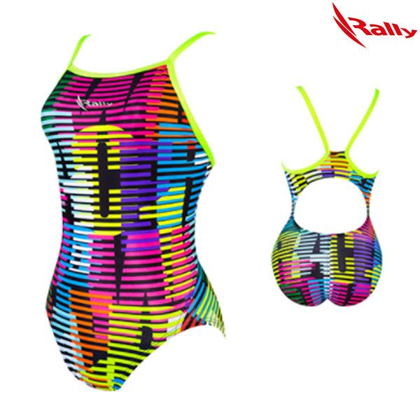 ISLA824-MLT 랠리 RALLY 여성 탄탄이 원피스 수영복