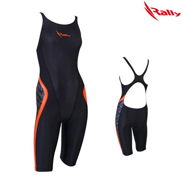 ISLH780-BLK 랠리 RALLY 여성 반전신 수영복
