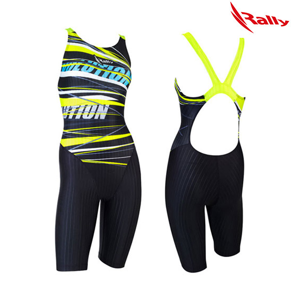 ISLH783-NGN 랠리 RALLY 여성 반전신 수영복