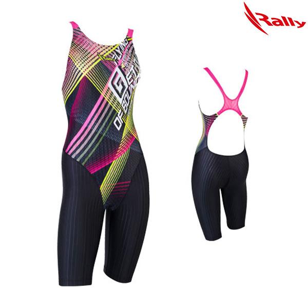 ISLH785-PNK 랠리 RALLY 여성 반전신 수영복