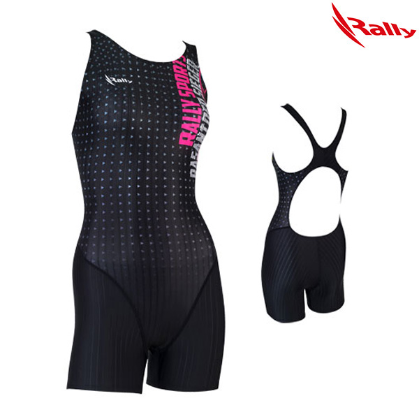 ISLH787-PNK 랠리 RALLY 여성 3부 수영복