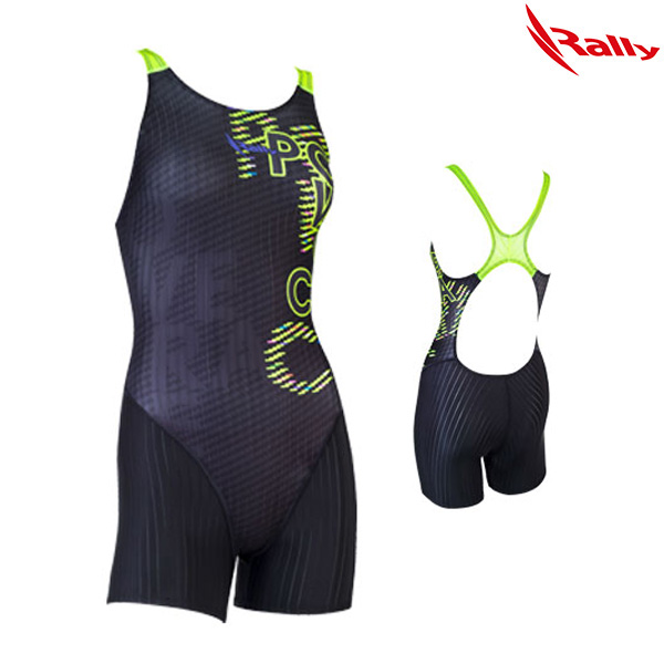 ISLH788-NGN 랠리 RALLY 여성 3부 수영복