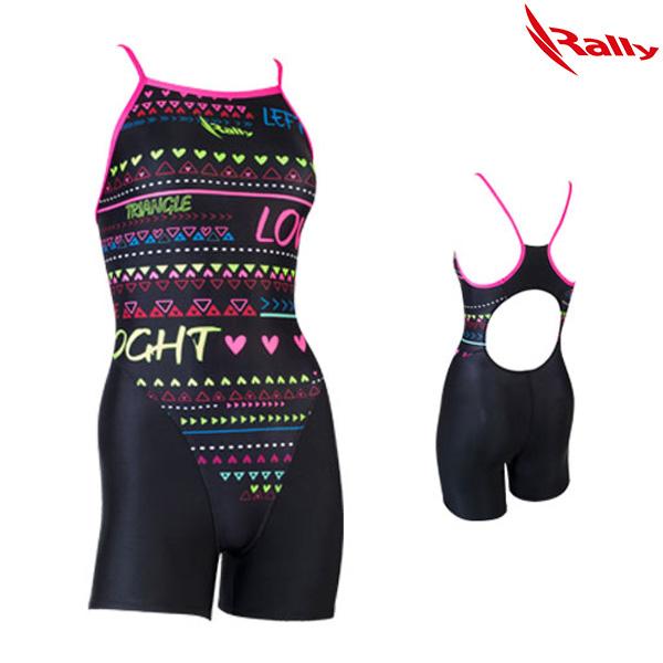 ISLH789-PNK 랠리 RALLY 여성 3부 수영복