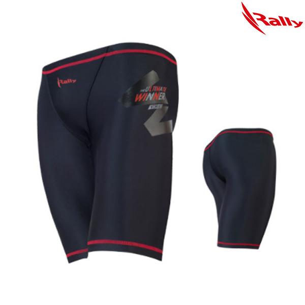 ISMH838-MLT 랠리 RALLY 남성 5부 수영복