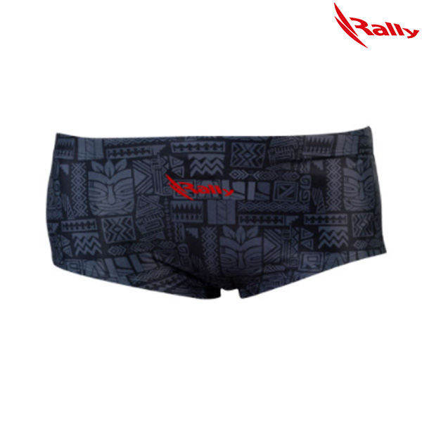 ISMR849-GRY 랠리 RALLY 남성 탄탄이 숏사각 수영복