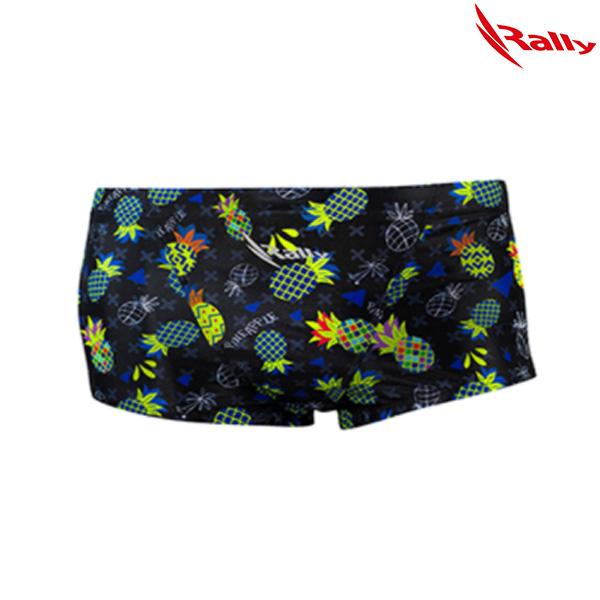 ISMR851-GRY 랠리 RALLY 남성 탄탄이 숏사각 수영복