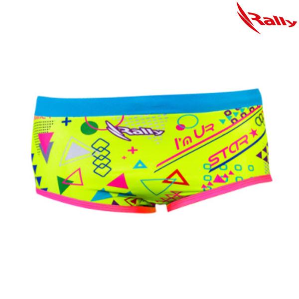 ISMR852-NGN 랠리 RALLY 남성 탄탄이 숏사각 수영복