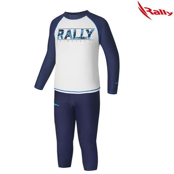 IWBO653-NVY 랠리 RALLY 래쉬가드 남아동세트