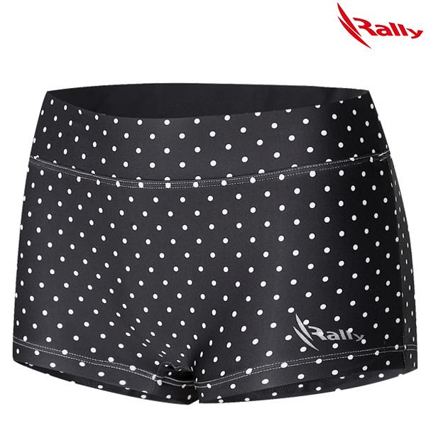 IWLW483-BLK 랠리 RALLY 여성두겹숏바지