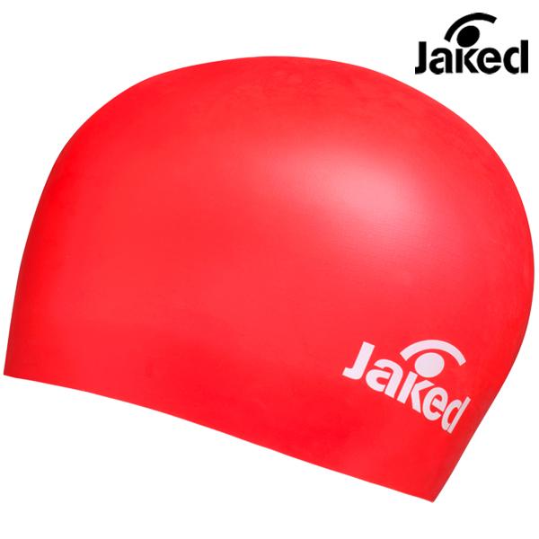 JAK3031 (RED) 제이키드 베이직 실리콘 수모