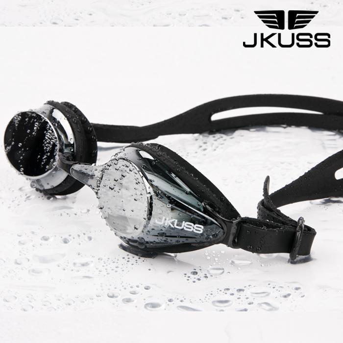 JK-01GMR-BLACK 제이커스 미러 패킹 수경