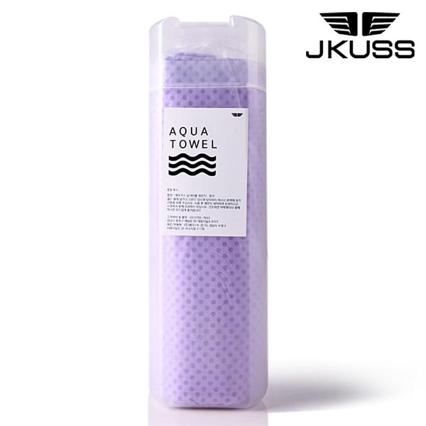 JK-03AT 제이커스 고급 습식타월-VIOLET