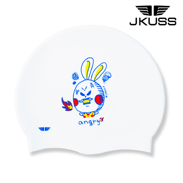 JK-159C-나 화났어 토끼 실리콘 수모