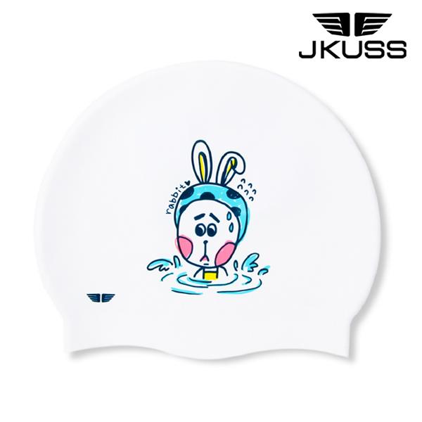 JK-160C-물에 빠진 토끼 실리콘 수모