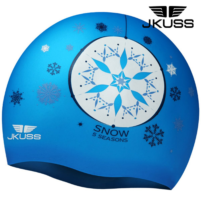 JK-46C_BLUE 오계절 제이커스 실리콘 수모